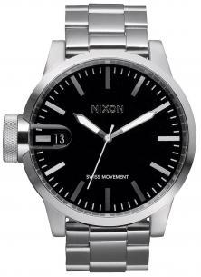 Nixon Chronicle SS Black A198 000 watch