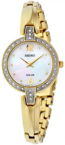 Seiko SUP290 Solar watch