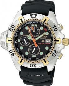 Citizen BJ2004-08E Aqualand Diver Promaster watch