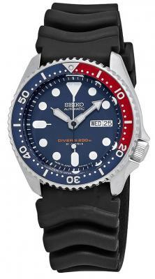 Seiko SKX009J Automatic Diver  watch