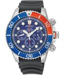 Seiko Solar SSC031P1 Chrono  watch