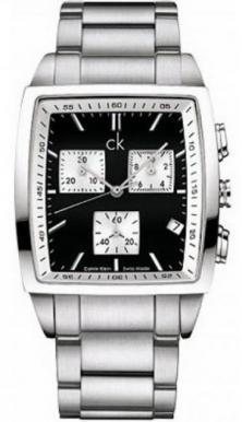 Calvin Klein Bold Square Chrono K3037175  watch