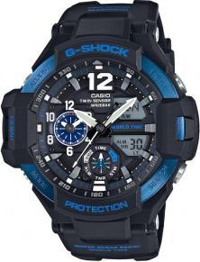 Casio G-Shock GA-1100-2B GravityMaster  watch