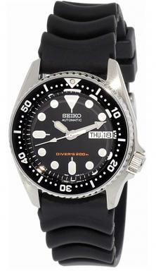 Seiko SKX013K1 Automatic Diver watch
