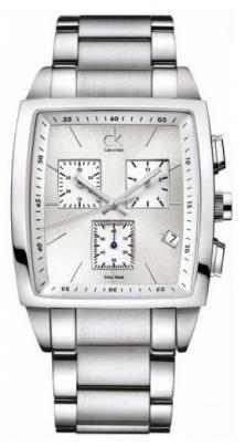 Calvin Klein Bold Square Chrono K3047126 watch