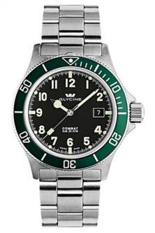Glycine Combat SUB Automatic  3863.19AT2 watch