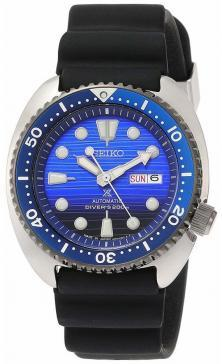 Seiko SRPC91J1 Turtle Save The Ocean watch