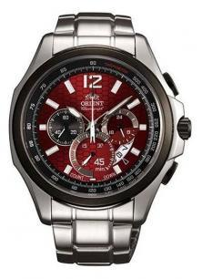 Orient FSY00001H Sport Chronograph watch