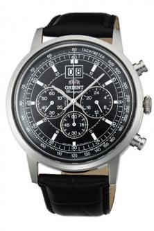 Orient FTV02003B Chronograph watch