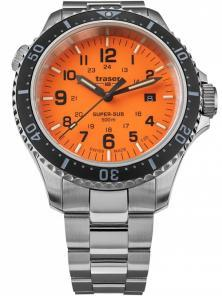 Traser P67 SuperSub Orange 109381 watch