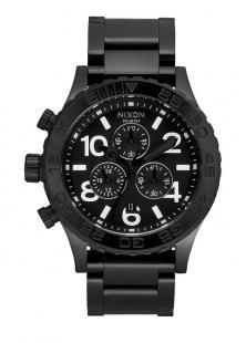 Nixon 42-20 Chrono All Black A037 001 watch