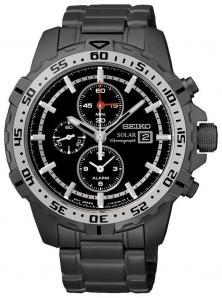 Seiko SSC301P1 Solar Chronograph watch