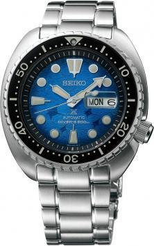 Seiko SRPE39K1 Save The Ocean Turtle Manta Ray King Turtle watch