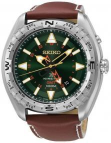 Seiko SUN051P1 Prospex Kinetic GMT watch