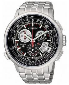 Citizen BY0011-50F Chrono Radiocontrolled watch