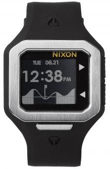 Nixon Supertide Black Silver A316 180 watch