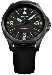 Traser P67 Officer Pro Automatic Black 108075 watch