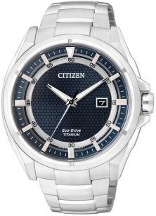 Citizen AW1400-52L Super Titanium watch