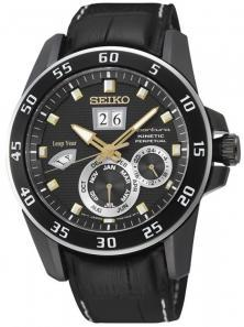 Seiko SNP089P1 Sportura Kinetic watch
