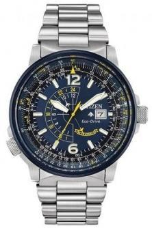 Citizen BJ7006-56L Promaster Blue Angels watch