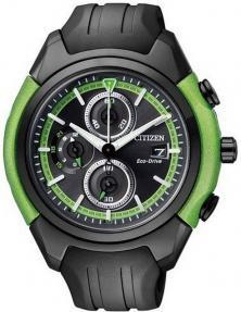 Citizen CA0289-00E Chronograph Eco-Drive watch