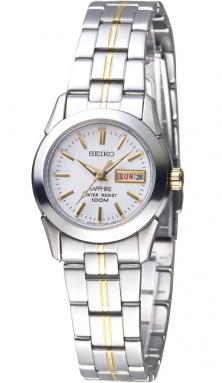 Seiko SXA103P1 Two tone watch