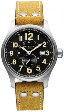 Hamilton Khaki Officer Auto H70655733 watch
