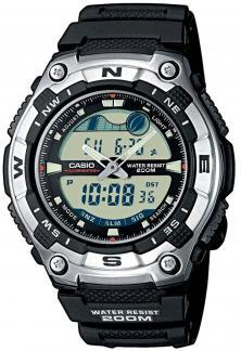 Casio AQW-100-1A watch