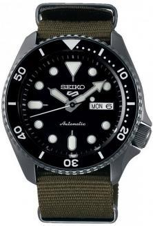 Seiko SRPD65K4 5 Sports Automatic watch