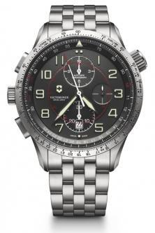 Victorinox Airboss Mach 9 Mechanical Chronograph 241722 watch