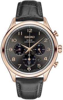 Seiko SSC566P1 Solar Chronograph watch