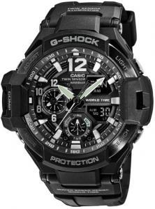 Casio G-Shock GA-1100-1A Gravity Master watch