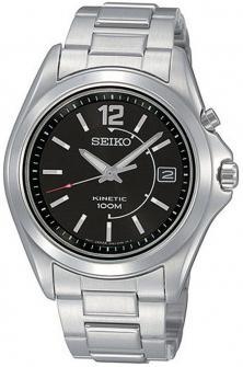 Seiko SKA477 Kinetic watch