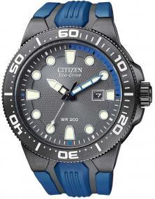 Citizen BN0097-02H Scuba Fin watch