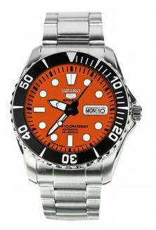 Seiko 5 Sports SNZF19J1 Automatic Diver  watch