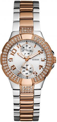 Guess Prism Two Tone U13586L2 watch