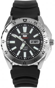 Seiko Sports 5 SRP357J2 Military watch