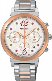 Seiko SRW858P1 Lukia 20th Anniversary Limited Edition watch