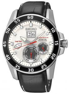Seiko SNP087P1 Sportura Kinetic watch