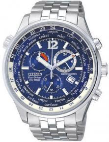 Citizen AT0360-50L Chronograph World Time watch