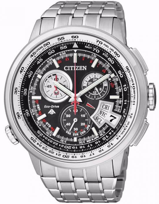 Citizen BY0010-52E Chrono Radiocontrolled watch