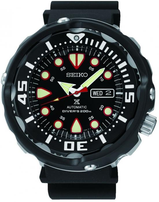 Seiko Prospex SRP655K1 50th Anniversary Baby Tuna watch
