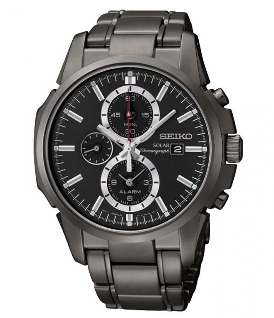 Seiko SSC095P1 Solar Chronograph watch