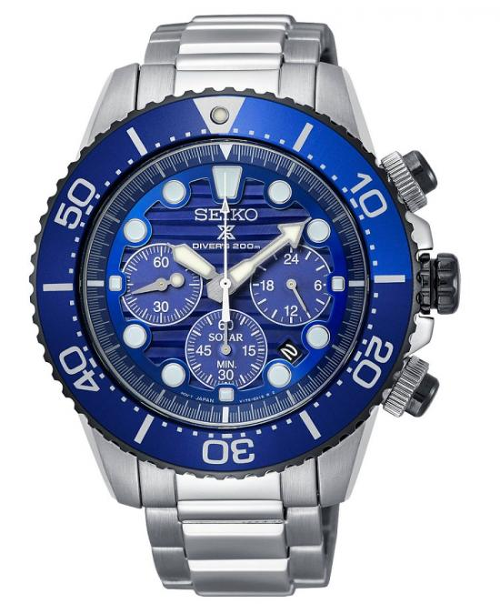 Seiko SSC675P1 Prospex Save The Ocean watch
