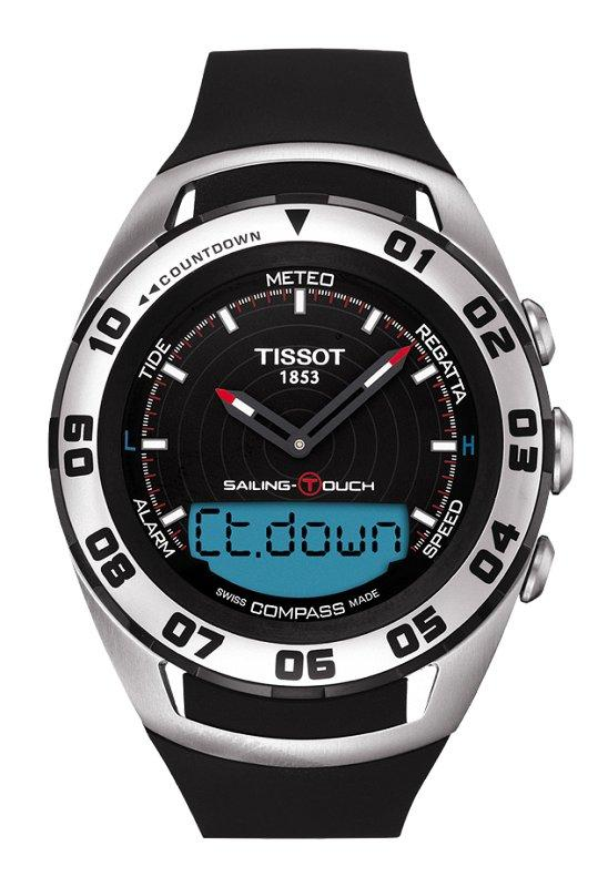 Tissot Sailing Touch T056.420.27.051.01 - 40 %  watch